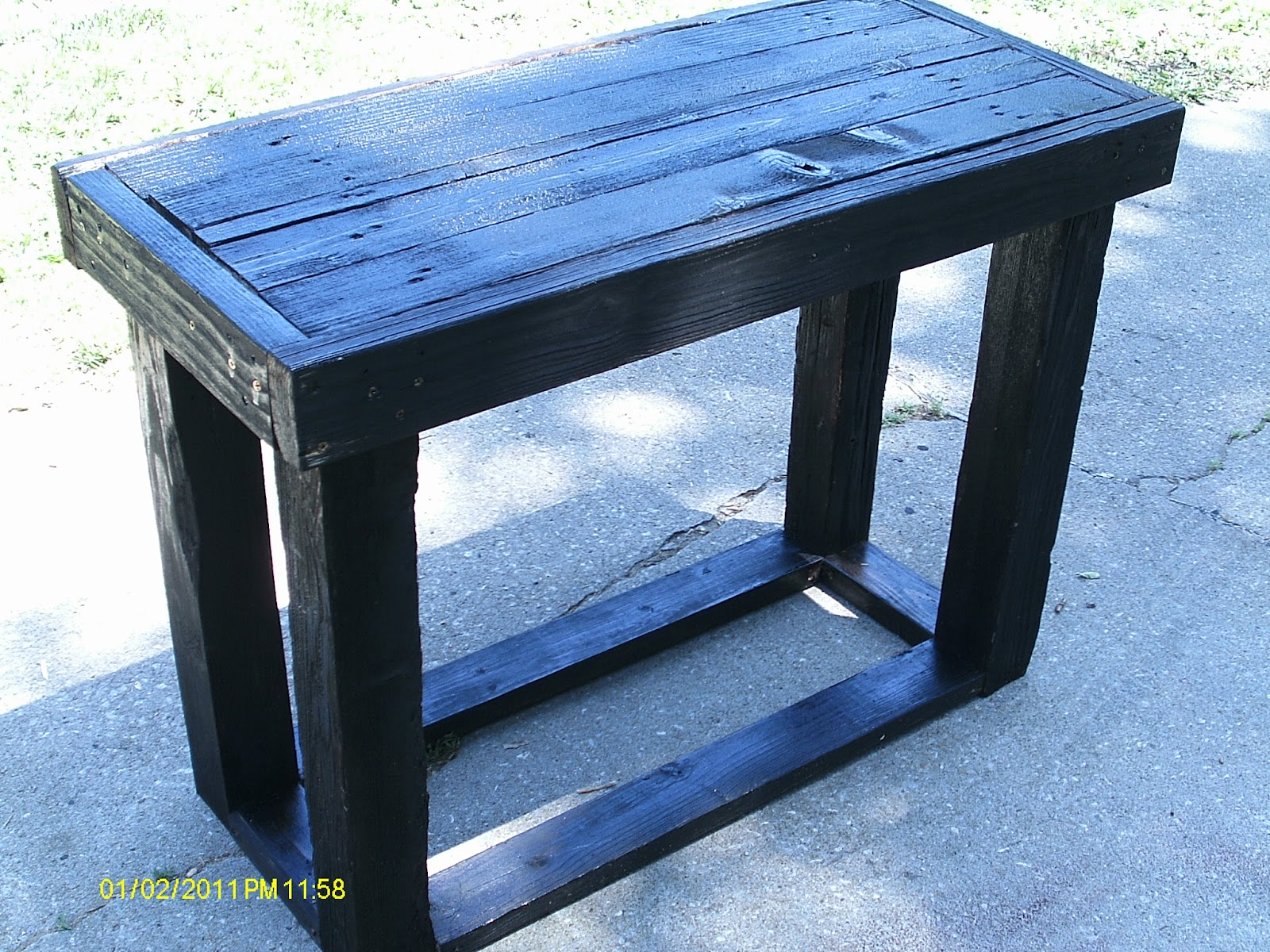 Handmade Rustic & Log Furniture Rustic Coffee Table Sofa Table