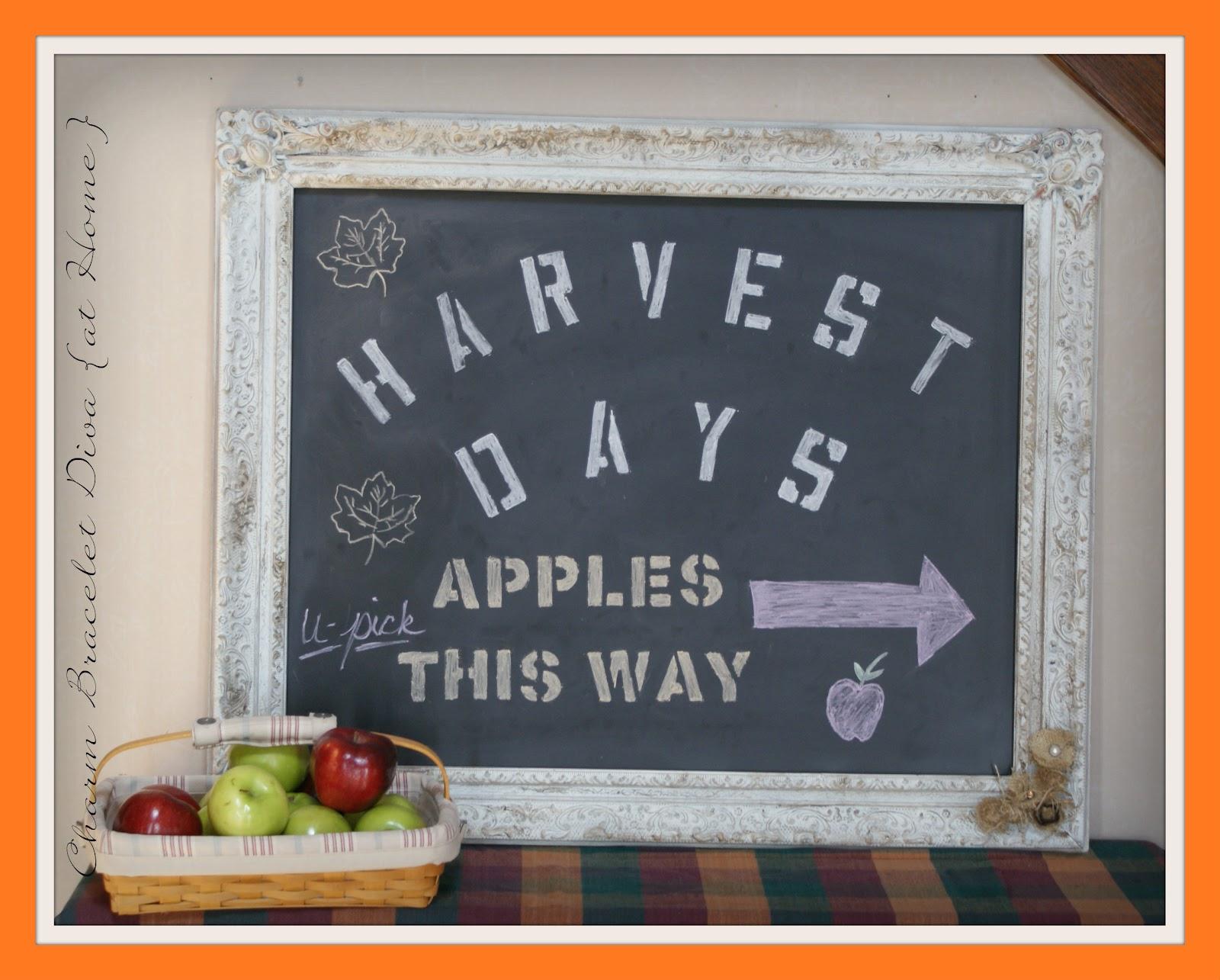 Our Hopeful Home: Vintage Frame and Plexiglass DIY Chalkboard