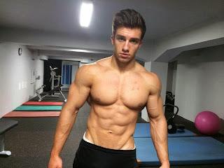 Gym Session mit Tim Gabel