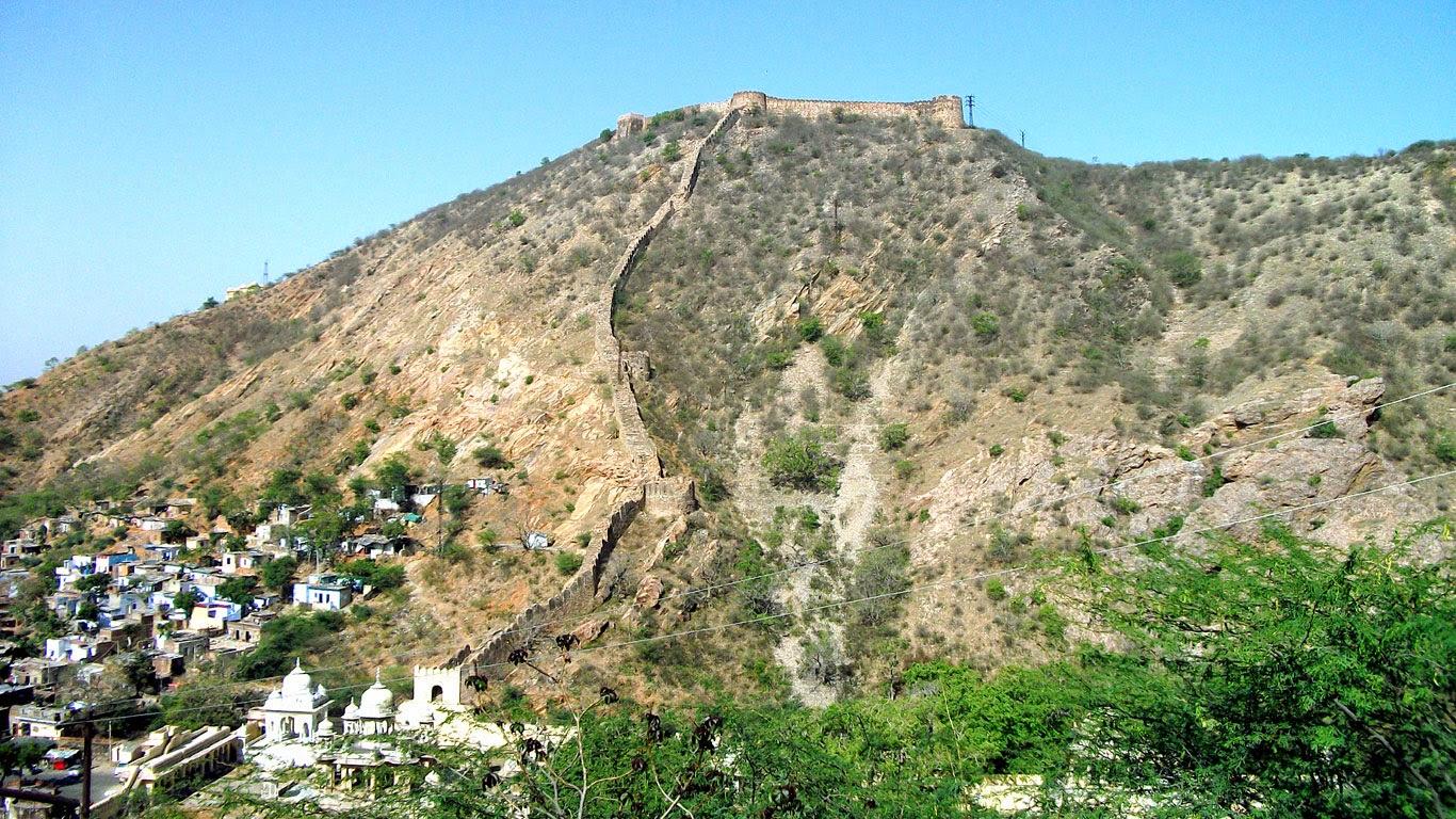 Nahargarh hill 02