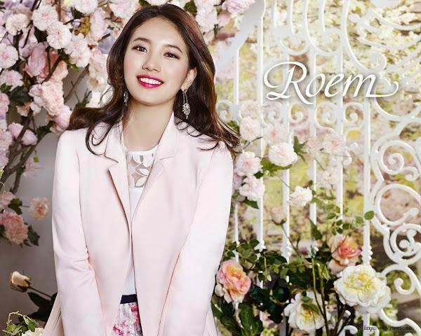 수지 로엠 2015 봄