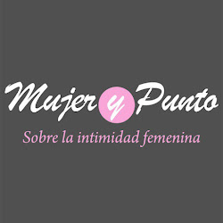 Mujer y punto.
