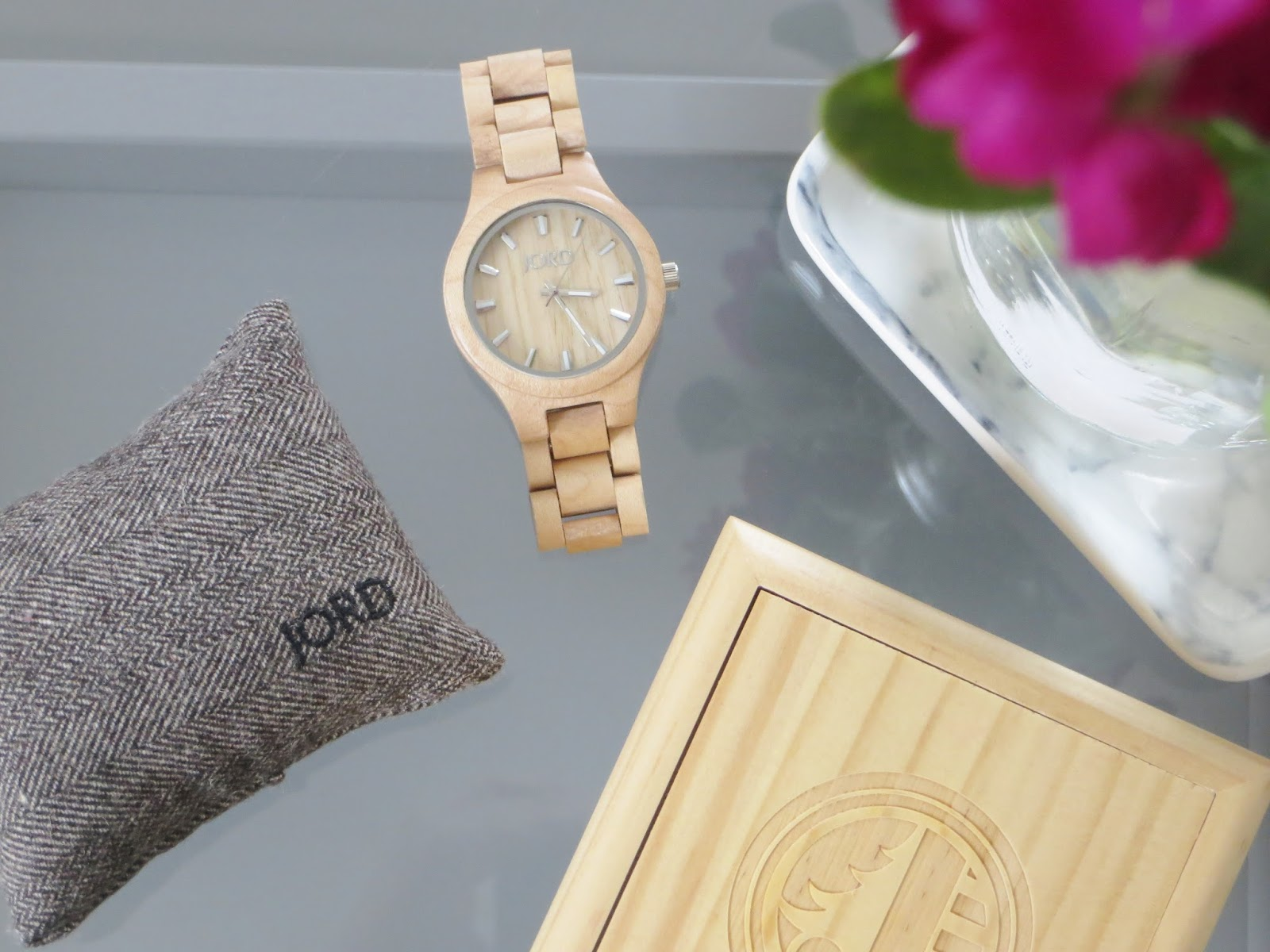 Sustainable watches made from wood!