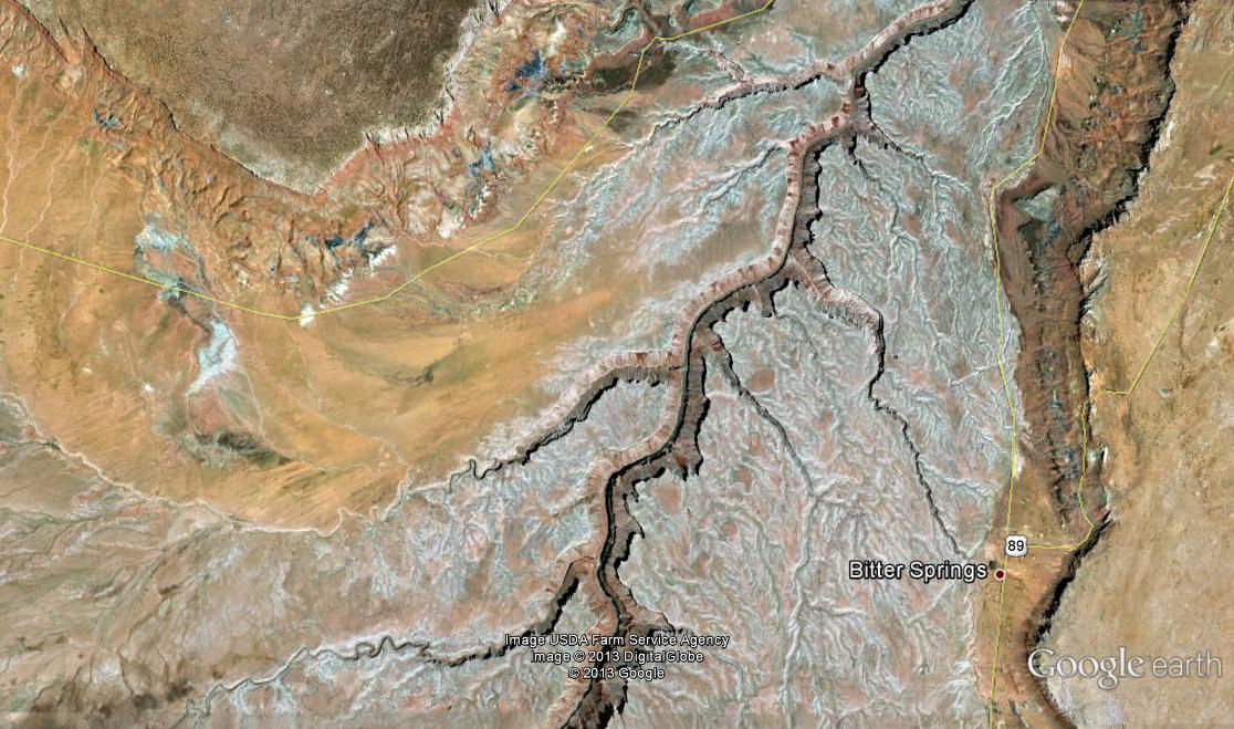 Geotripper How Did The Grand Canyon Happen It S A