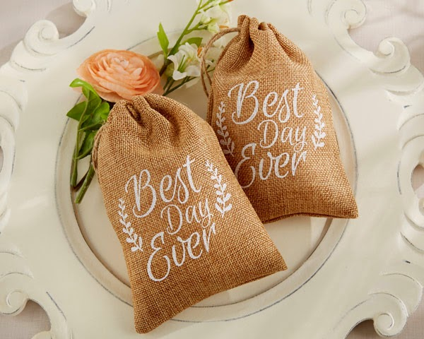 http://www.weddingfavoursaustralia.com.au/products/best-day-ever-burlap-favor-bags-set-of-12