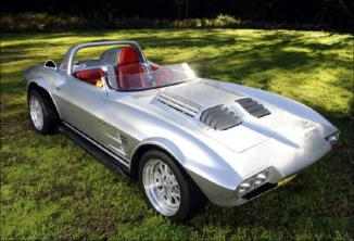 Fast Amp Furious Replica Of 1966 Corvette