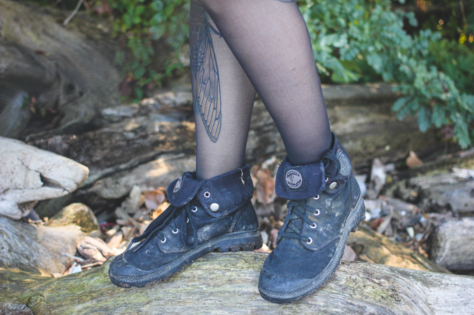 palladium boots, blogger,