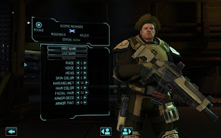 Xcom Enemy Unknown 2012 Soldier Customization Screen