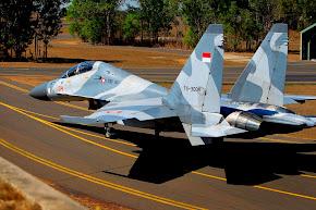Sukhoi su-30MK2 Flanker