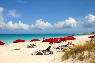 Grace Bay Turks and Caicos Islands