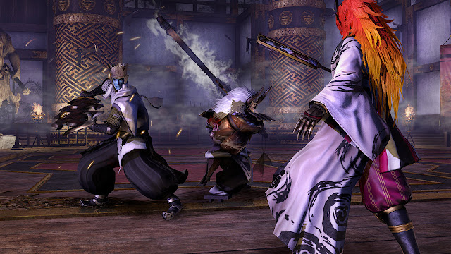 Samurai Warriors 4-II (Part 1) Playtime
