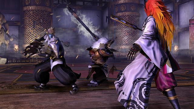 Samurai Warriors 4-II (Part 1) Playtime