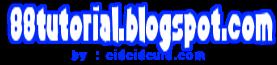 Tutorial Blogspot