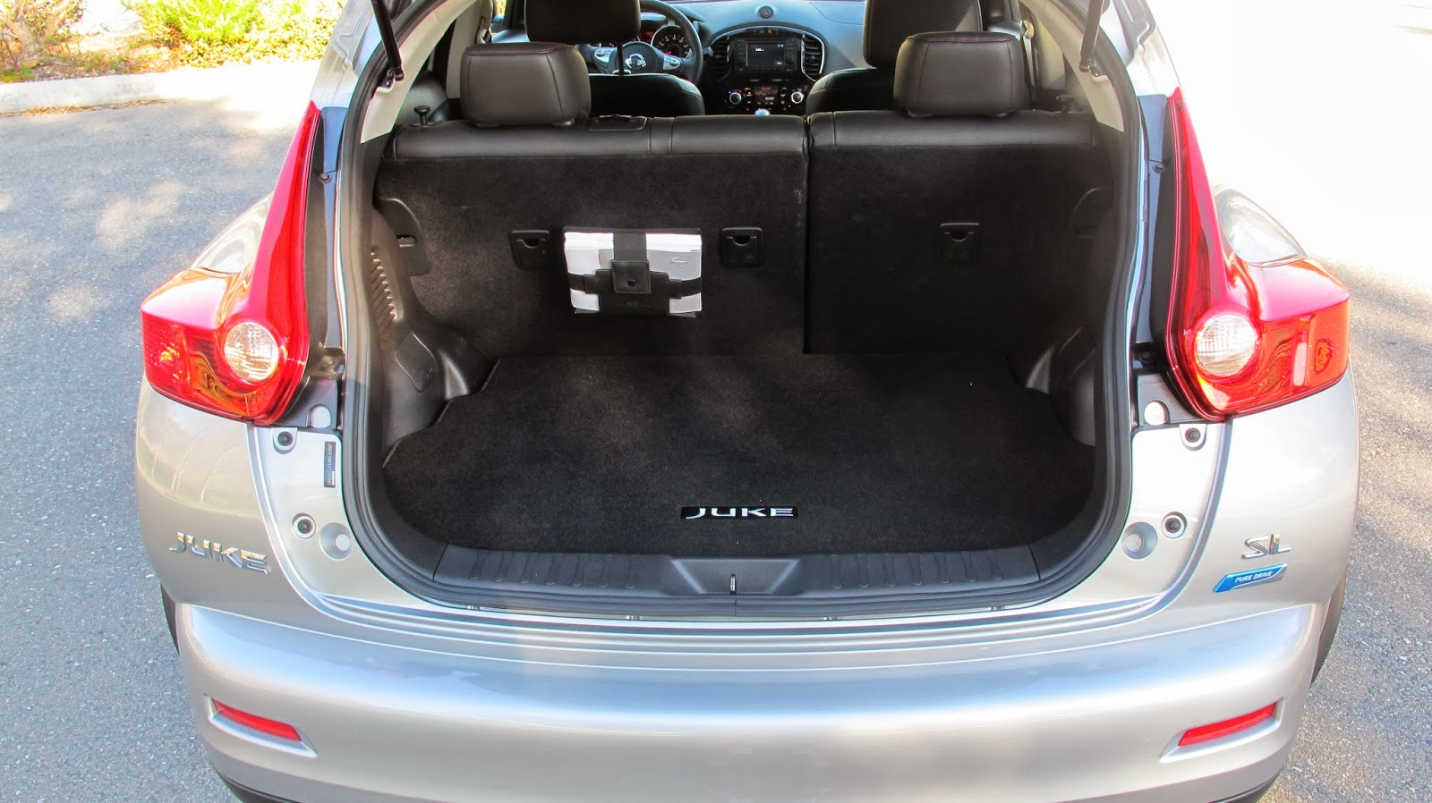 2014 large suv cargo space comparison autos post - Small suv cargo space comparison collection ...