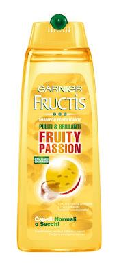 garnier fructis shampoo fruity passion