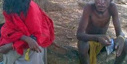 Two Men Pretending To Be Mad Caught With Rotting Human Head, Blackberry Phone, ATMs In Osun