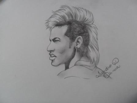 graffiteros neymar jr ocrac