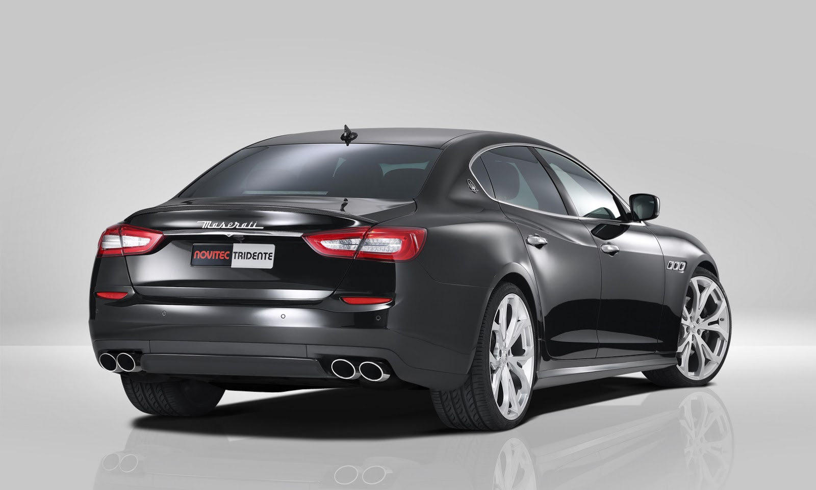 Novitec Powers Up New Maserati Quattroporte Carscoops