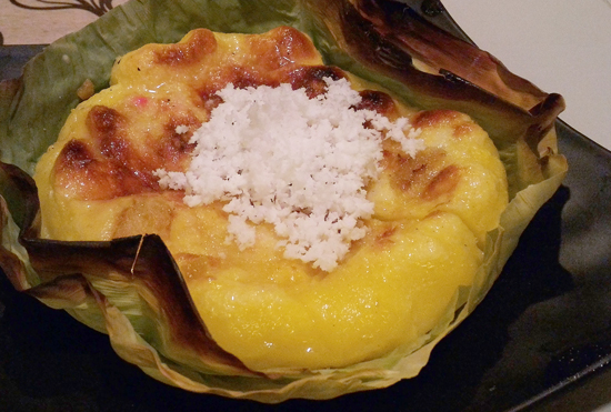 Filipino Comfort Food Davao Bibingka