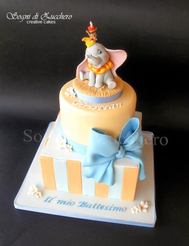 Disney Diaper Cake Ideas