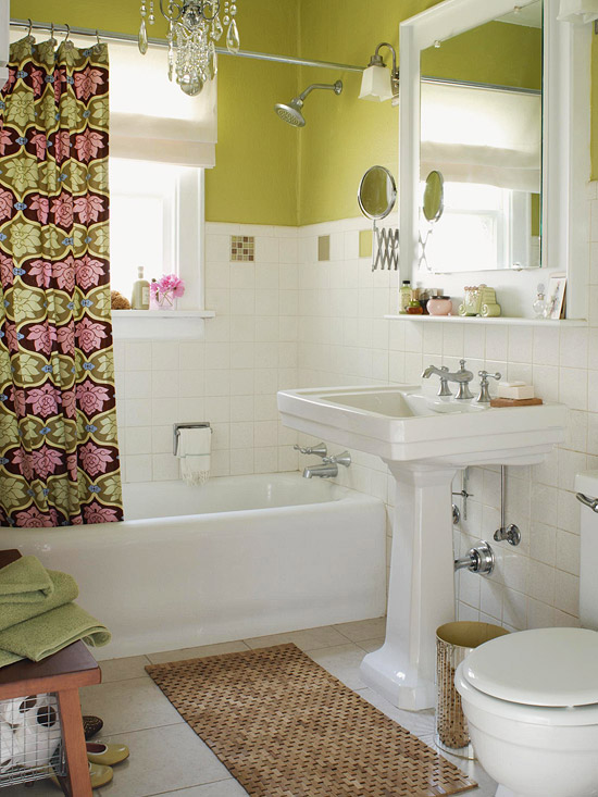 WOOMANHOOD Give Your Bathroom With Nice Look