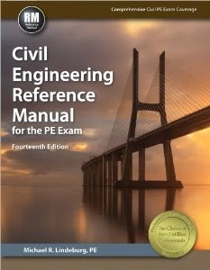Tools tips and reviews to pass the professional engineers exam buy the civil engineering reference manual as soon as you can mark the index with tabs that dont fall out if you shake the book fandeluxe Images