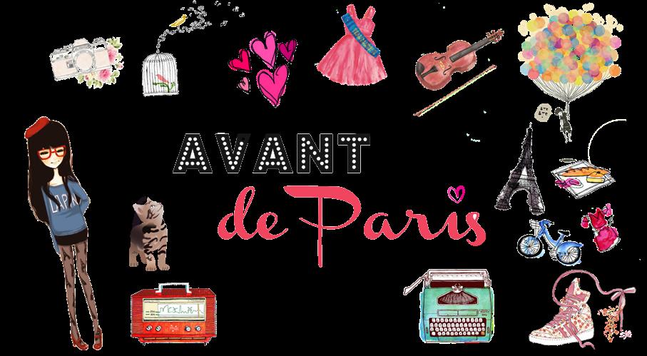 Avant de Paris