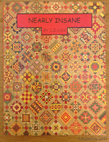 Book: Nearly Insane Quilt by Liz Lois