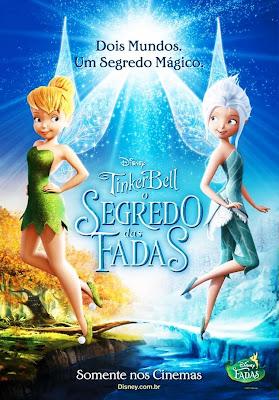 Tinker Bell - O Segredo das Fadas DVDRip XviD & RMVB Dublado