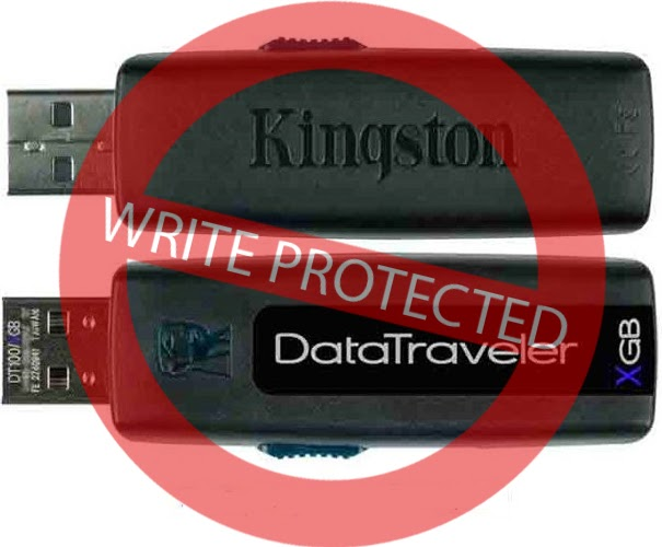 Remove Write Protection From Pendrive and Memory Cards