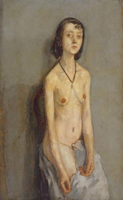 Cuerpos en el tiempo Gwen-john-la-chica-desnuda-obras-maestras-de-la-pintura-juan-carlos-boveri