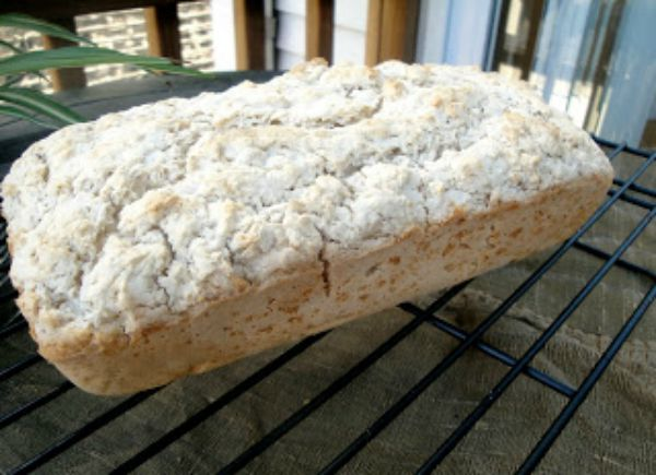 Crusty Gluten-free Apple Loaf - Kim's Welcoming Kitchen