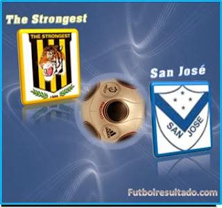 imagen de Strongest con San José
