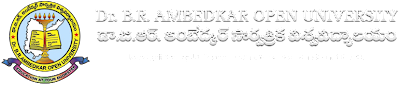 Dr B.R.Ambedkar Open University Exam Hall Tickets 2012