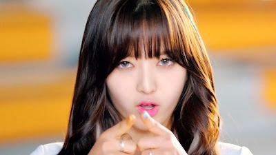 AoA Heart Attack Chanmi