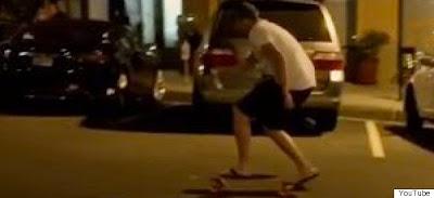 Δείτε γιατί δεν πρέπει να κάνετε skate ενώ είστε μεθυσμένοι