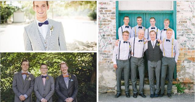 тенденции при облеклата на младоженаца