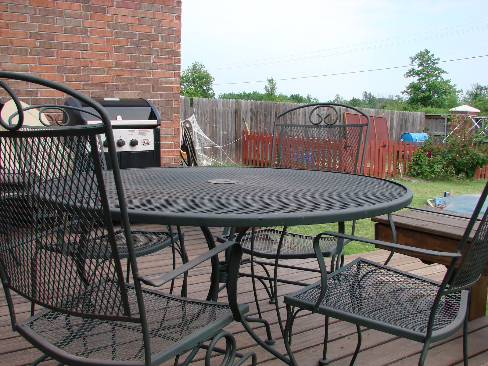 Craft a Better World Patio Furniture Makeover