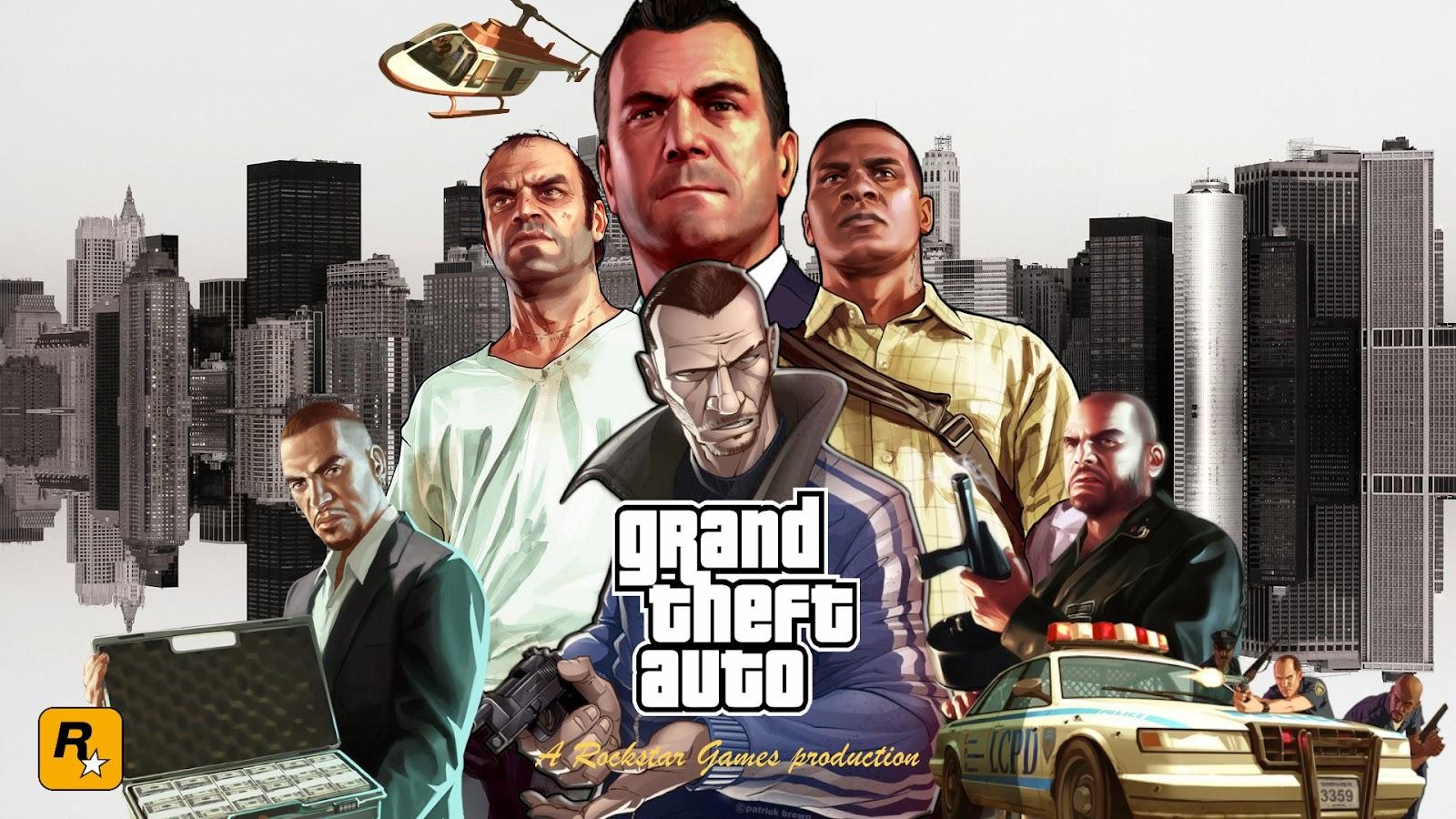 GTA 5 en Pc, nuevo trailer y lanzamiento