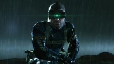 Metal Gear Solid de Hideo Kojima mostrado na PAX 2012