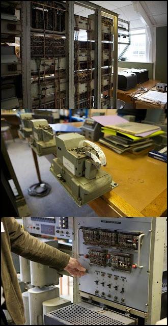 Komputer Tertua Di Dunia Berjaya Di Hidupkan Semula