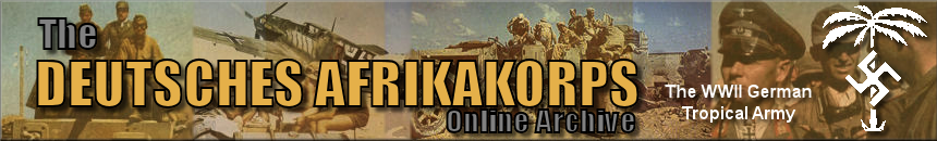 The Deutsches Afrikakorps Online Archive