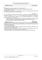 Subiecte chimie industriala - titularizare 2011