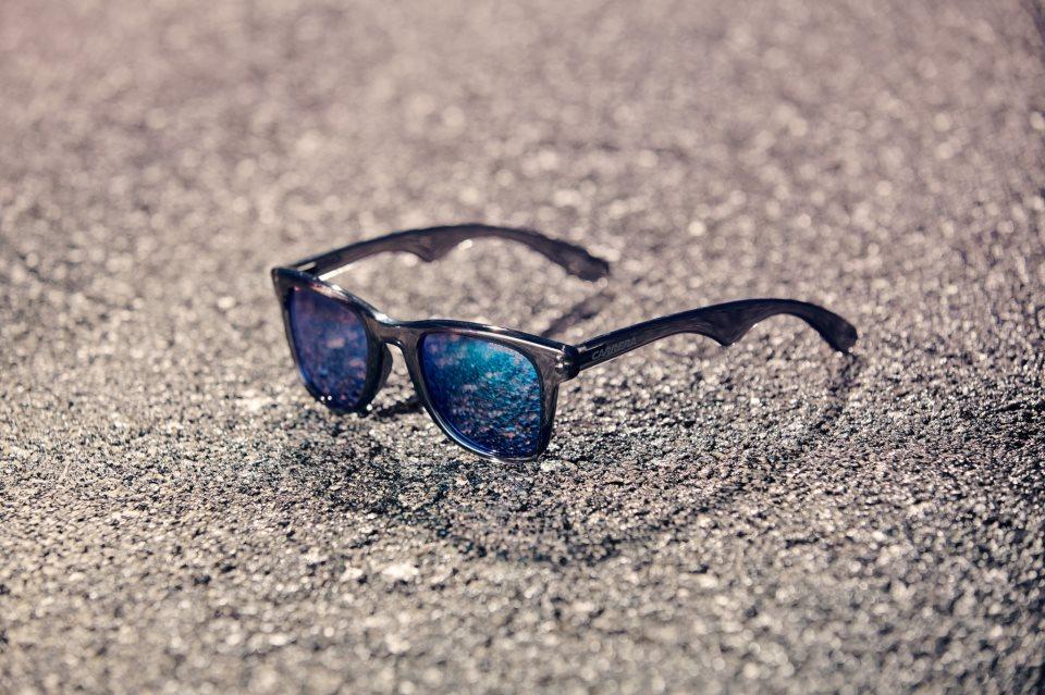 Gafas de sol carrera 6000 cristales azules