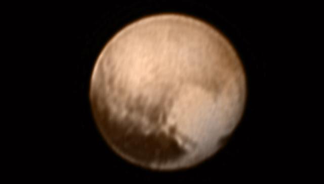 8 triệu cây số nữa là tới Pluto. Bản quyền hình : NASA, Johns Hopkins Univ./APL, Southwest Research Inst.