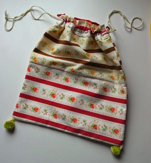 Taleigos e sacos artesanais
