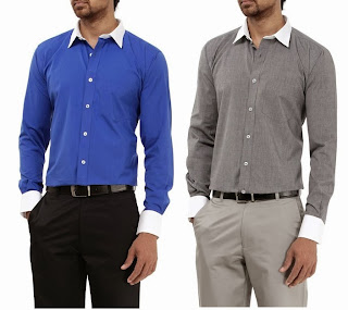 (Updated) Genesis Shirts: Get Flat Rs.400 Discount on any Shirt (Price Starts from Rs.549)