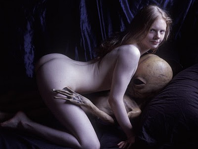 девушки инопланетянки фото порно