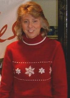 Meet Liz Holste: April 28, Morris County Library