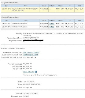 surfactif payment proof